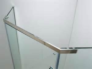 paroi de d angle porte battante ardia 90x90x185cm