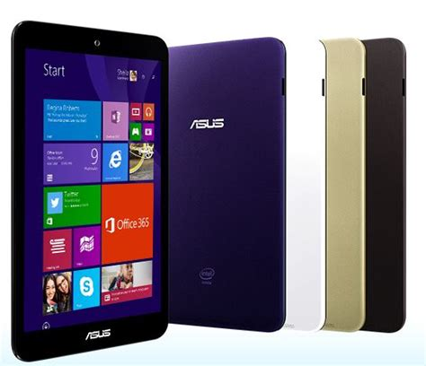 Tablet Asus 8 Inchi asus launches vivotab 8 a new 8 inch windows 8 1