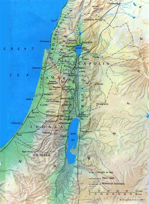 map of new testament jerusalem bible maps david blum