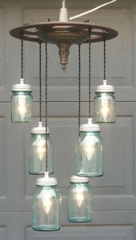 Jar Light Fixture by Jar Light Fixture