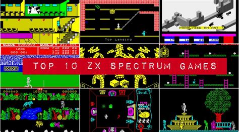 spectrum 3 the best 159929012x retro games now dedicated to arcade and classic video gaming