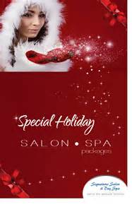 spa packages signatures salon and day spa