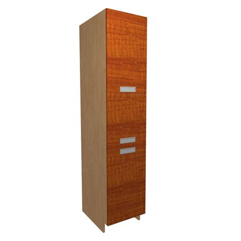 home depot unfinished oak cabinets 18x84x24 in pantry cabinet in unfinished oak uc182484ohd