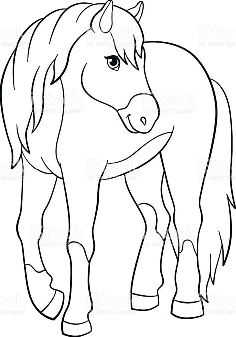 coloring pages cute horses smiling horse coloring pages coloring pages of cute horses