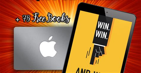 Free Apple Stuff Giveaway - apple ipad mini tablet 100 apple gift card giveaway 75 books free for everyone