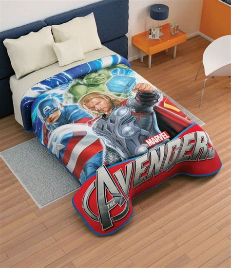 avengers toddler bed set boys bedding 28 superheroes inspired sheets