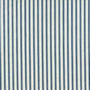 Blue Ticking Curtains Shower Curtain Nautical Blue Ticking Stripe