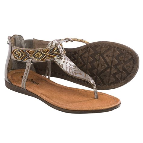 antigua sandals minnetonka antigua sandals for save 63
