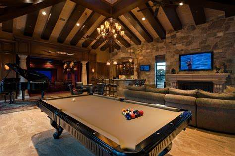 Gun Chandelier The Best 16 Ideas To Transform The Attic Into Fun Game Room