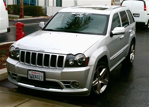 jeep srt 2007 2007 jeep grand cherokee pictures cargurus