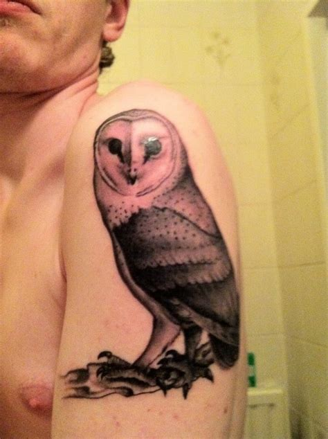 tattoo barn owl 40 creative owl tattoos for tattoo lovers