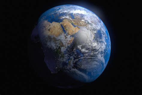 blender tutorial earth texturing render of planet earth in blender render and