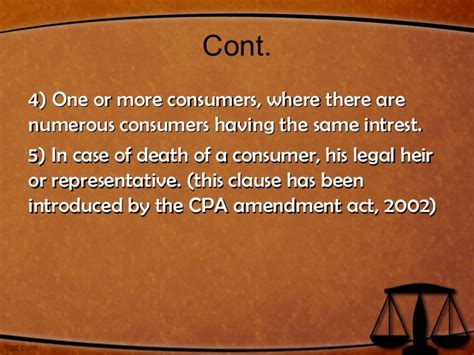 section 12 of consumer protection act consumer protection act 1986