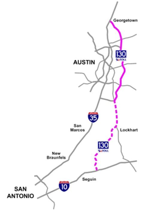 texas toll road 130 map txdot approves 85 mph limit for stretch of texas 130 toll road san marcos mercury local news