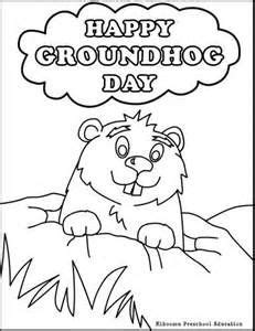groundhog day yahoo groundhog coloring dot to dot coloring page happy