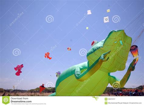 kite design indonesia indonesia kite festival editorial photography image