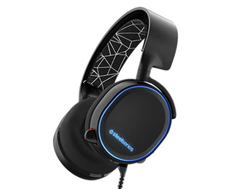 Steelseries Arctis 5 Dota 2 Limited Edition 7 1 Gaming Headset 61445 best gaming headsets for pc ps4 xbox mac wired wireless steelseries steelseries