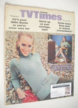 Tv Times Magazine Back Issues Vintage Magazines For Sale
