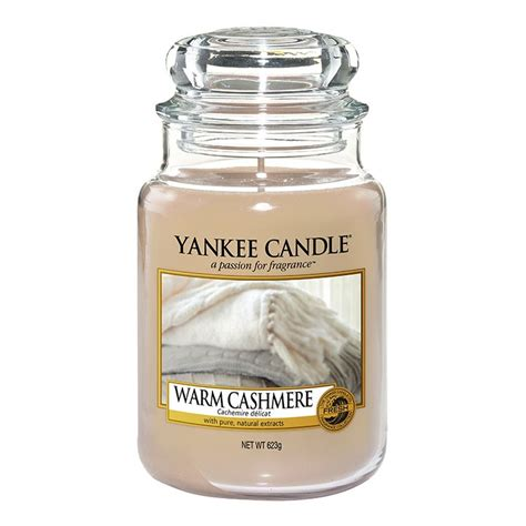 candele yankee yankee candle warm large jar candle temptation