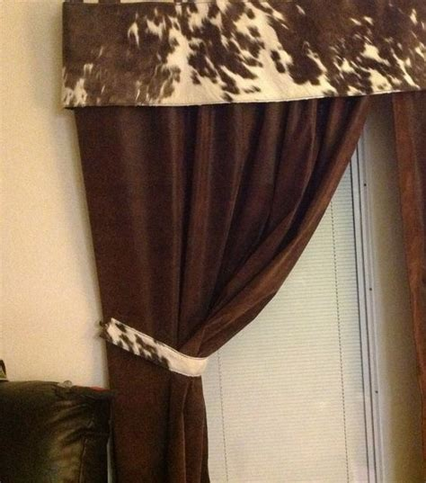 curtain hair beautiful hair on cowhide curtain valance with by