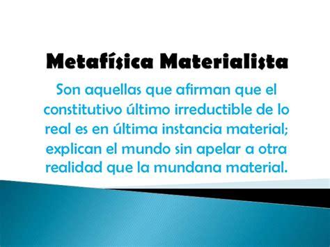 que es metafisica el 8420655376 metaf 237 sica materialista 01