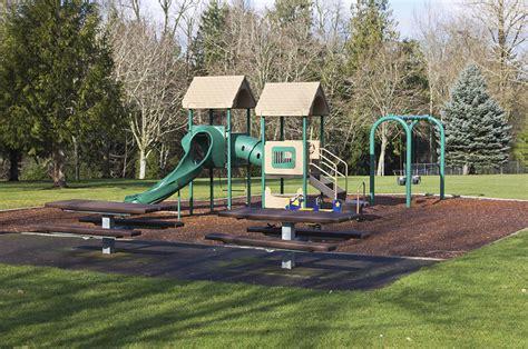 the neighborhood park parks rec business magazine