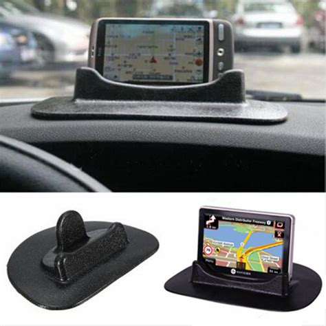 Mobile Phone Pad Holder car universal dashboard anti slip pad holder mount for