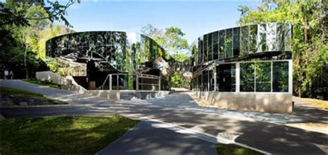 Home Design For Architect Cairns Botanic Gardens Visitors Centre Charles Wright
