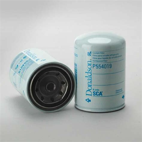 donaldson p series lube air coolant fuel and hydraulic donaldson coolant filter spin on p554019 donaldson filters