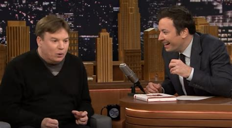 mike myers interview 2018 mike meyers explains what happens in a canadian stand off