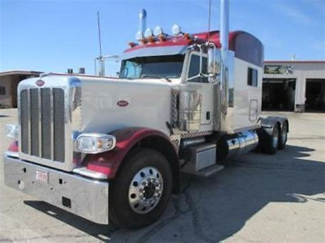Dump Truck With Sleeper by 2016 Peterbilt 389 For Sale 62 Used Trucks From 115 195