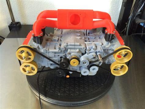 subaru ej20 engine subaru wrx ej20 boxer engine model fully functioning by