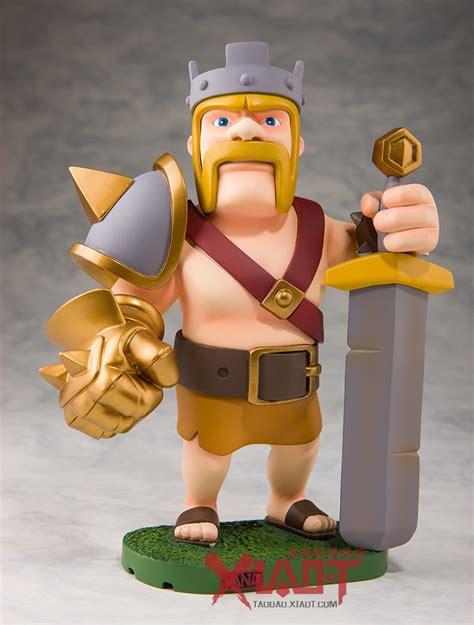 qq87 gamez koleksi figure statue miniatur clash of clans