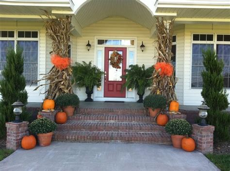 Images Of Fall Front Porches