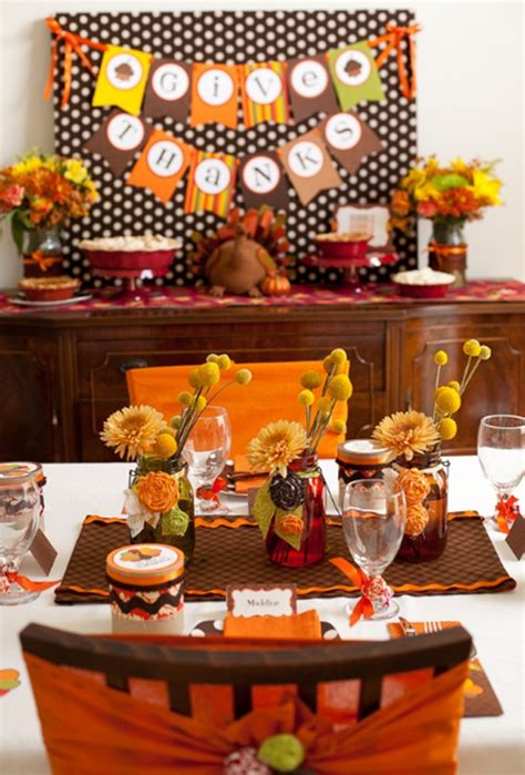 thanksgiving decorating ideas for dinner table 20 gorgeous and awesome thanksgiving table decorations