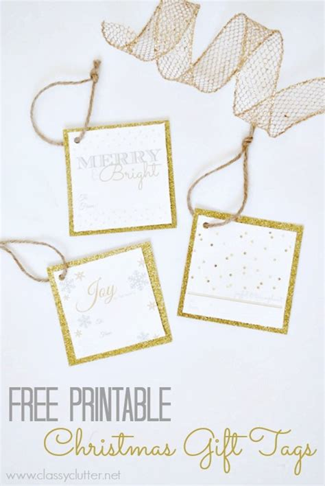 gift tags free gift tags 8 printable designs