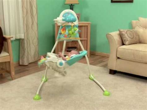 Fisher Price Precious Planet Cradle Swing by Fisher Price Precious Planet Open Top Cradle