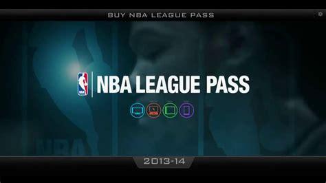Directv Mba League Pass by Nba Tv Season Pass Window Framework 4 5