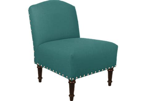 Decorative Accent Chairs by Petrini Place Lagoon Accent Chair Decorative Chairs Blue
