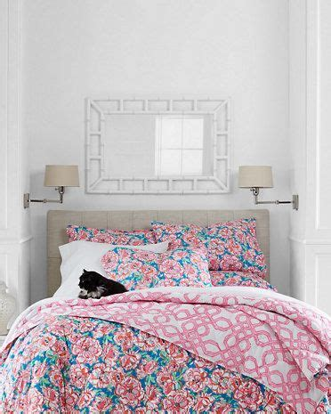 lilly pulitzer bedding collections lilly pulitzer 174 perfectly printed percale bedding