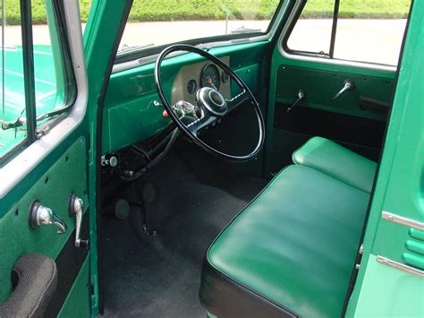 willys jeep interior 1960 willys jeep station wagon 93383