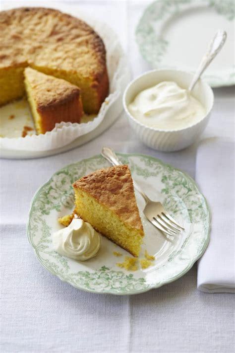 lemon polenta cake ft meg rivers artisan bakery