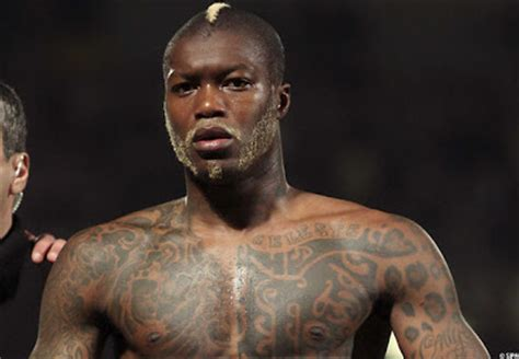 soccer players tattoos top soccer djibril cisse style