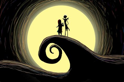 wallpaper nightmare before christmas jack and sally jack and sally by toodles3702 on deviantart