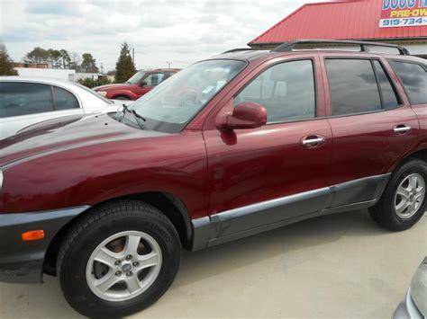 2003 Hyundai Santa Fe For Sale by 2003 Hyundai Santa Fe Gls For Sale In Goldsboro
