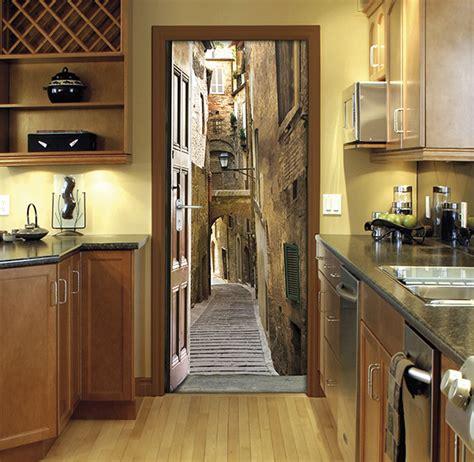 cuisine a l ancienne 3209 vinilo para puerta pedestrian st ref 15313844 leroy merlin