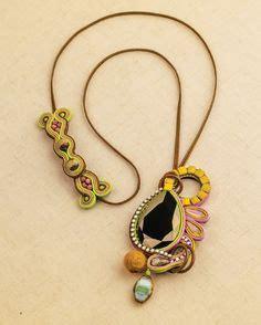 1440243743 sensational soutache jewelry making braided fabric bezels bezels without metal it s not a joke it s