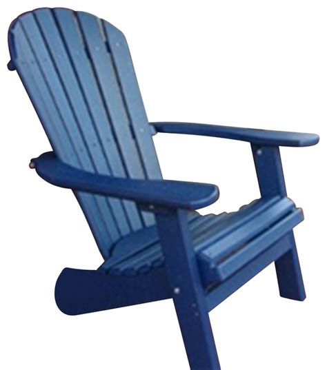 Poly Resin Adirondack Chairs by Recycled Poly Resin Folding Adirondack Chair Durable Eco Friendly Transitional