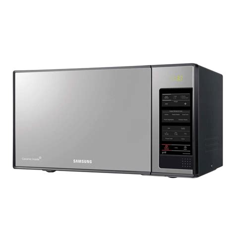 Weekend Models And A Dvd In A Microwave samsung 40l microwave oven with grill mirror finish