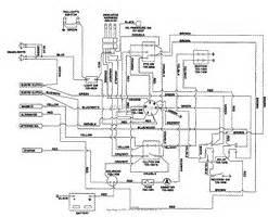 yard machine solenoid wiring diagram yard free engine